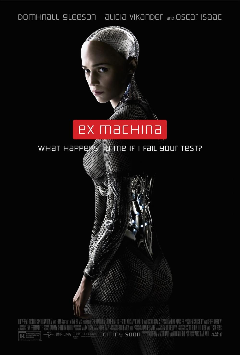 Ex Machina Stream Movie4k
