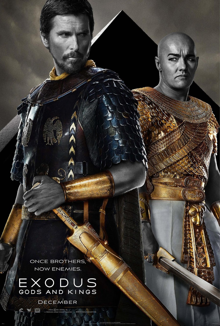 Exodus Gods And Kings Arvostelu
