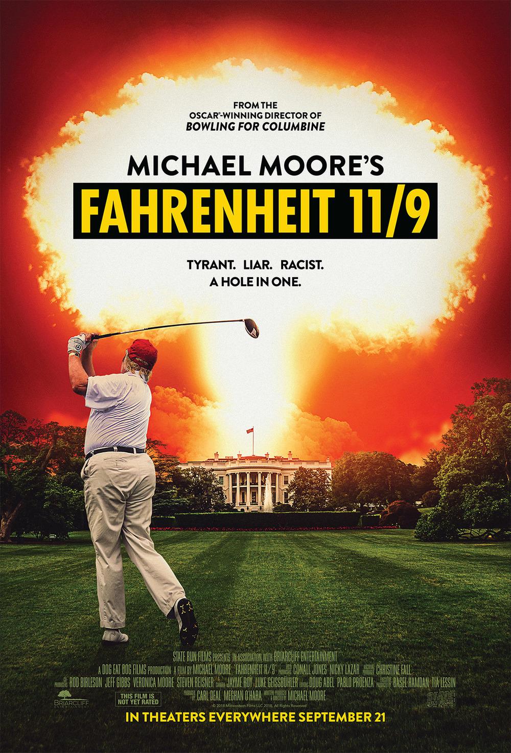 Fahrenheit 11/9 Stream