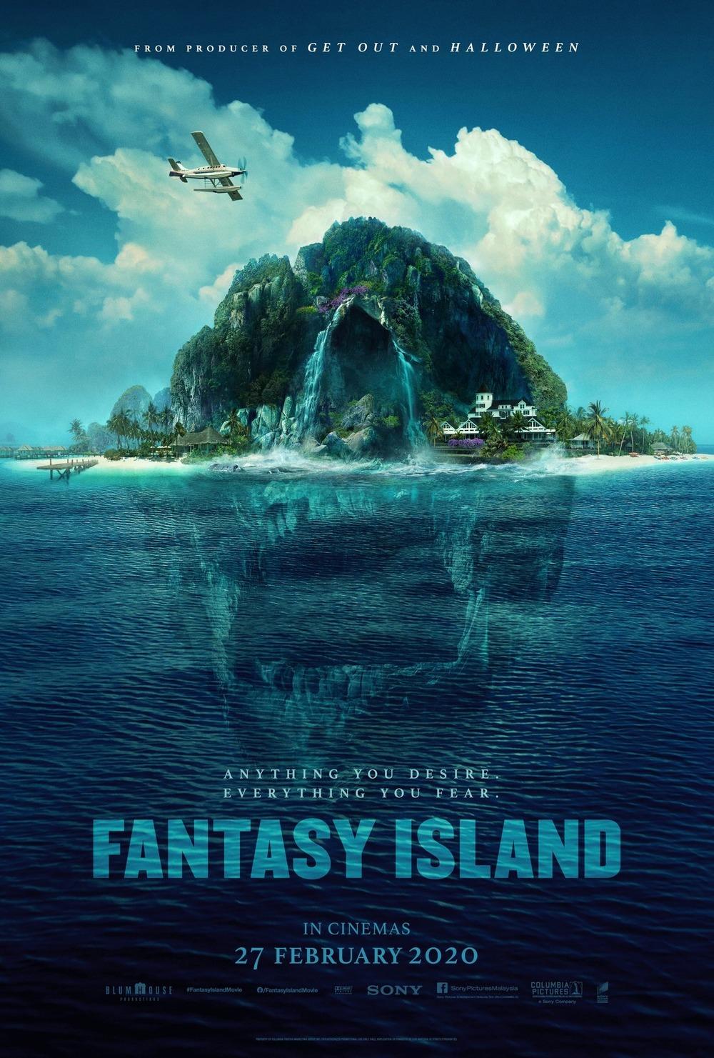 Halloween 2020 At Redbox Fantasy Island DVD Release Date | Redbox, Netflix, iTunes, Amazon