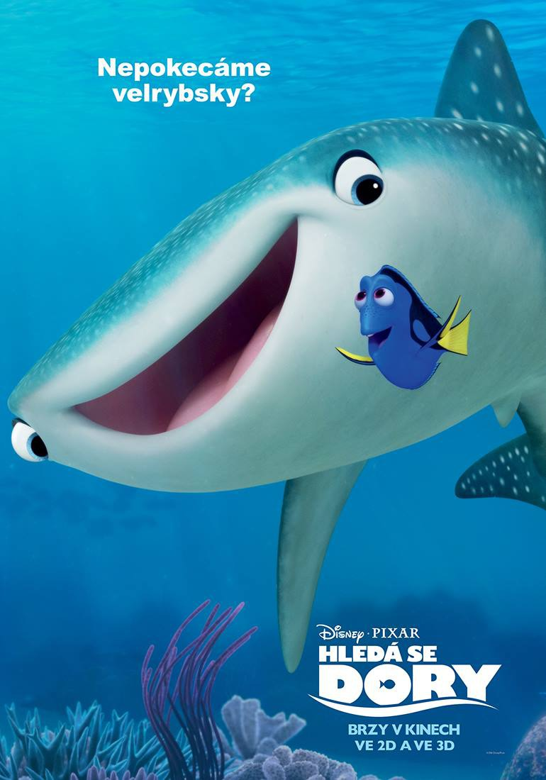 Finding Dory' Blu-ray (Nov 15), Digital HD (Oct 25) & Disney Movies ...