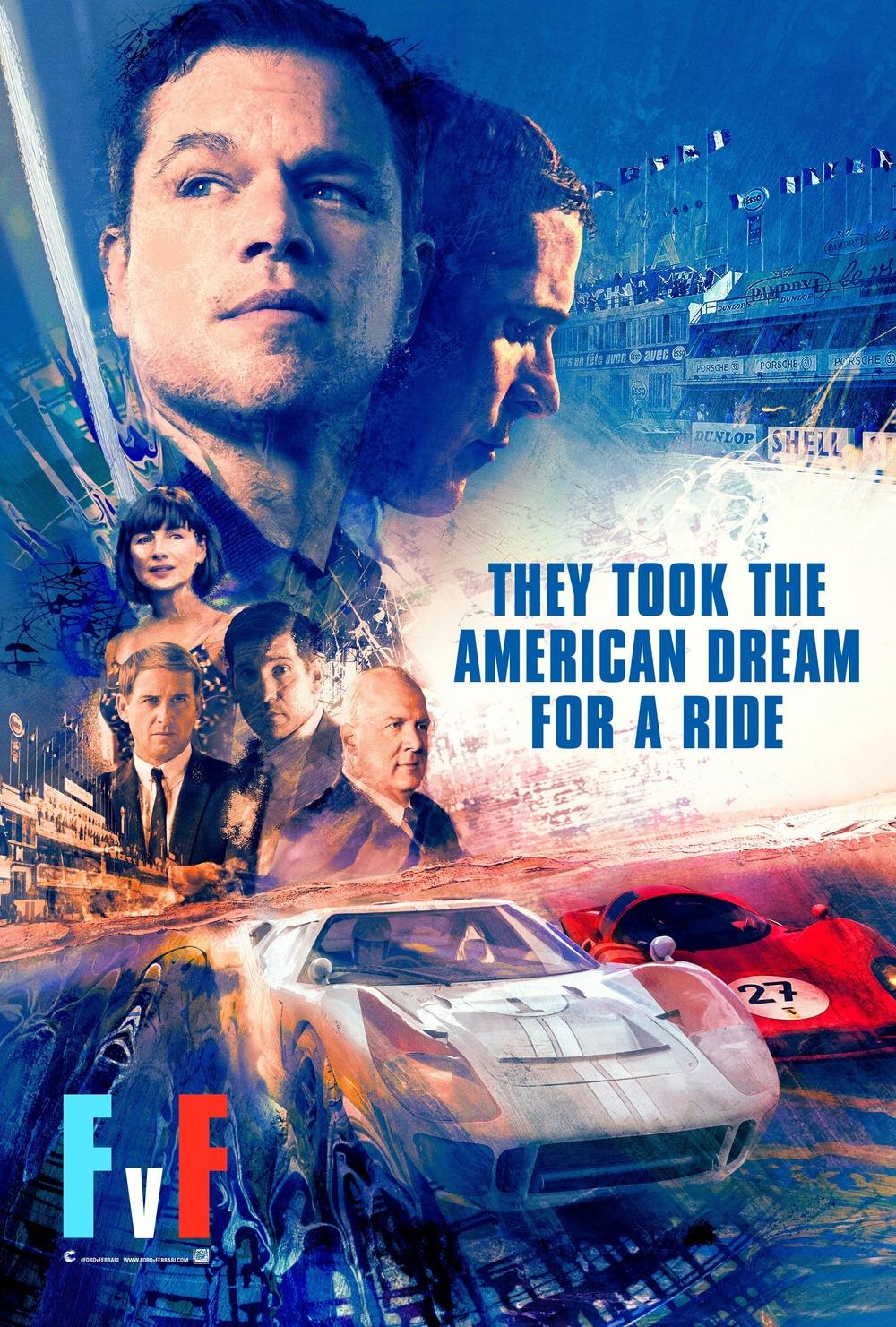 Ford V Ferrari Dvd Release Date Redbox Netflix Itunes Amazon