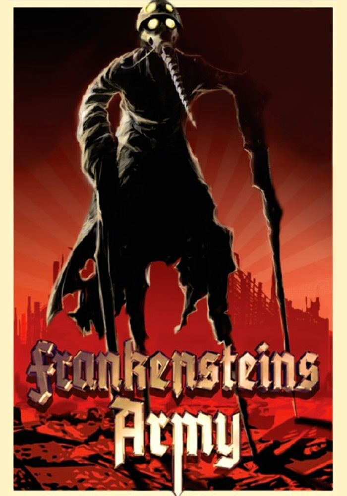 Frankenstein's Army DVD Release Date   Redbox, Netflix