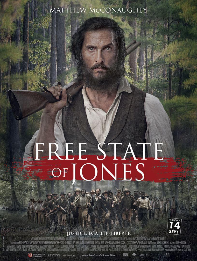 Free State Of Jones 2016 1080p DTS BluRay x264-WF4U