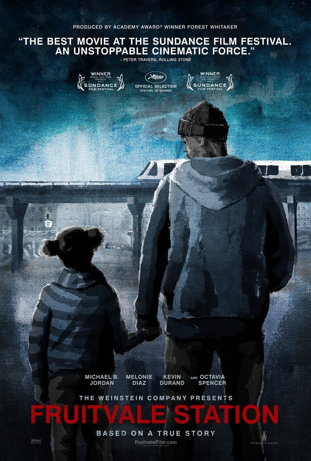 Fruitvale Station DVD Release Date | Redbox, Netflix ... Fruitvale Station Poster