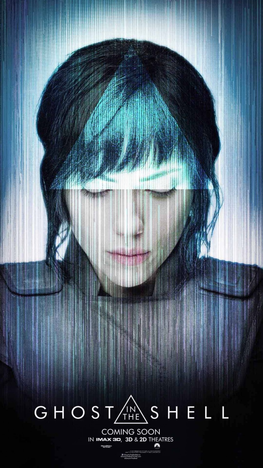 Ghost in the Shell DVD...