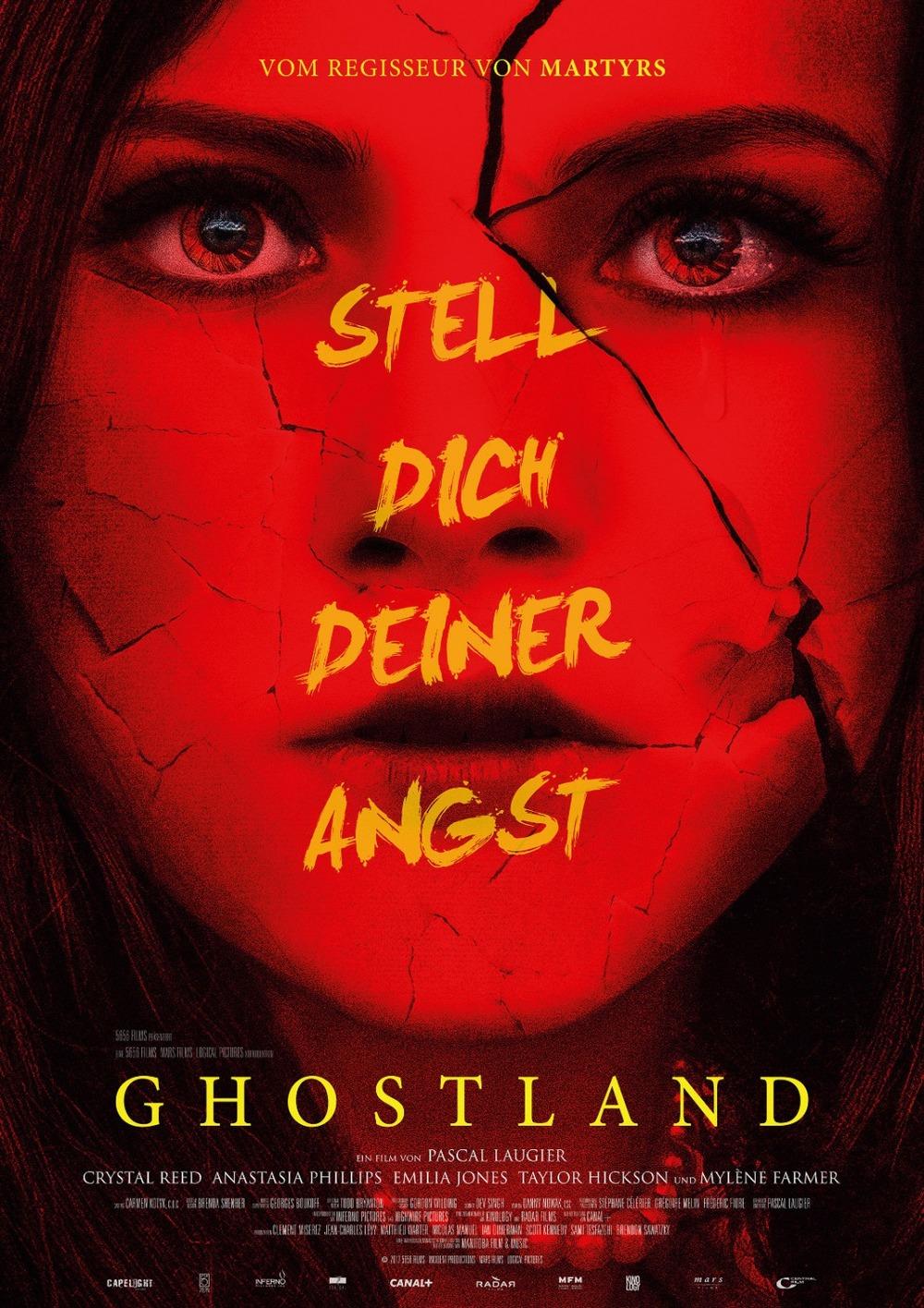 Ghostland Netflix