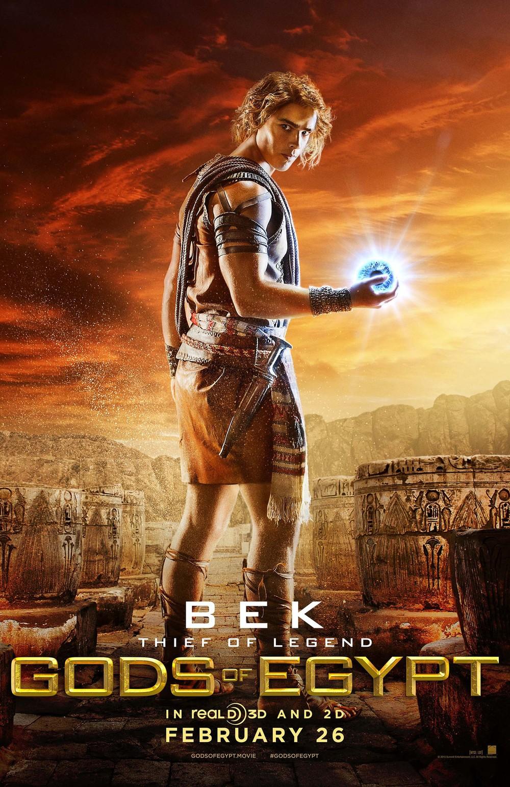 Gods Of Egypt Online
