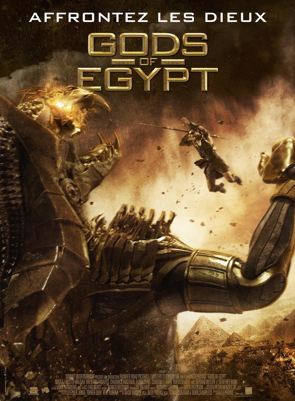 Gods Of Egypt Stream