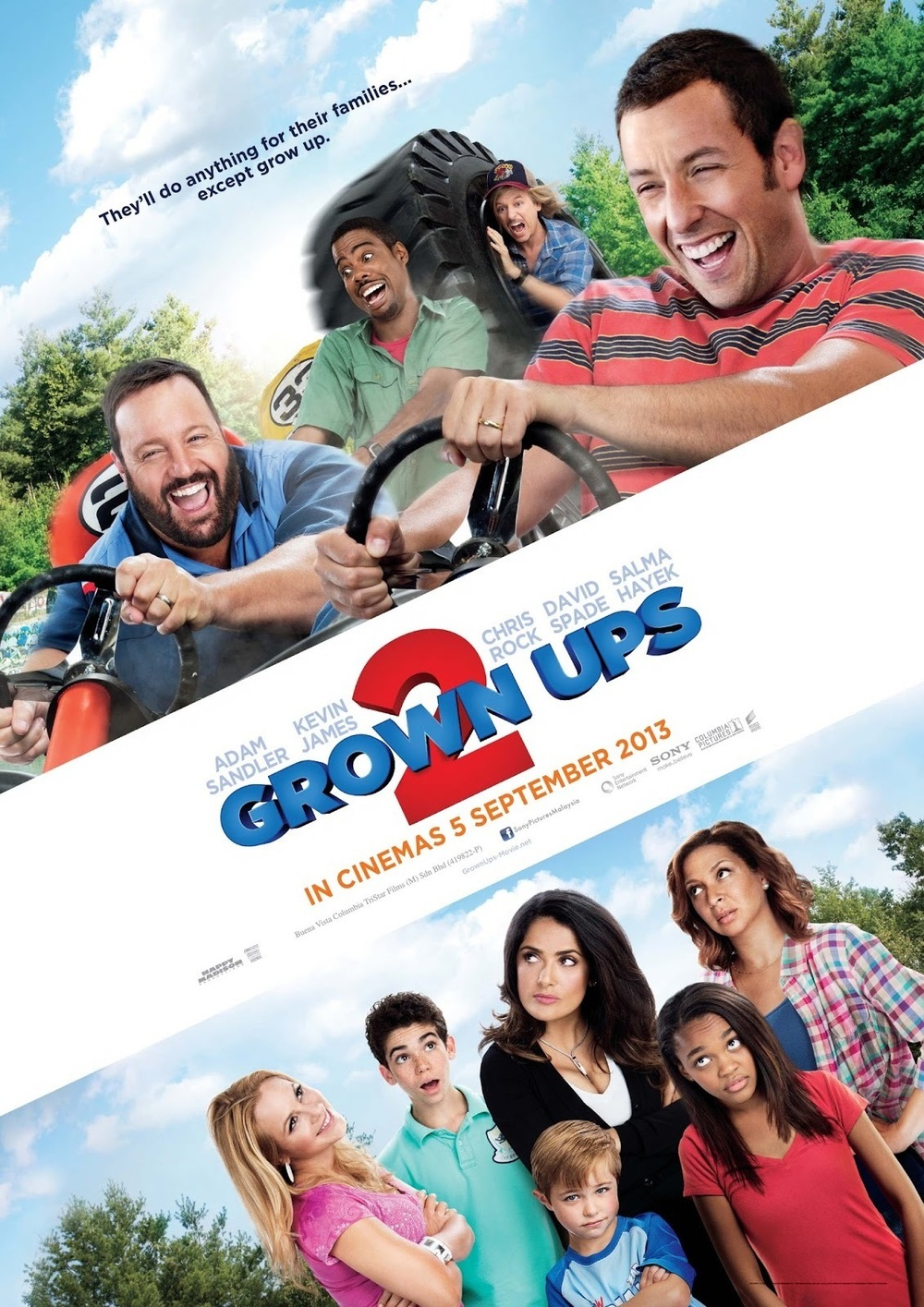 Grown Ups 2 - Rotten Tomatoes
