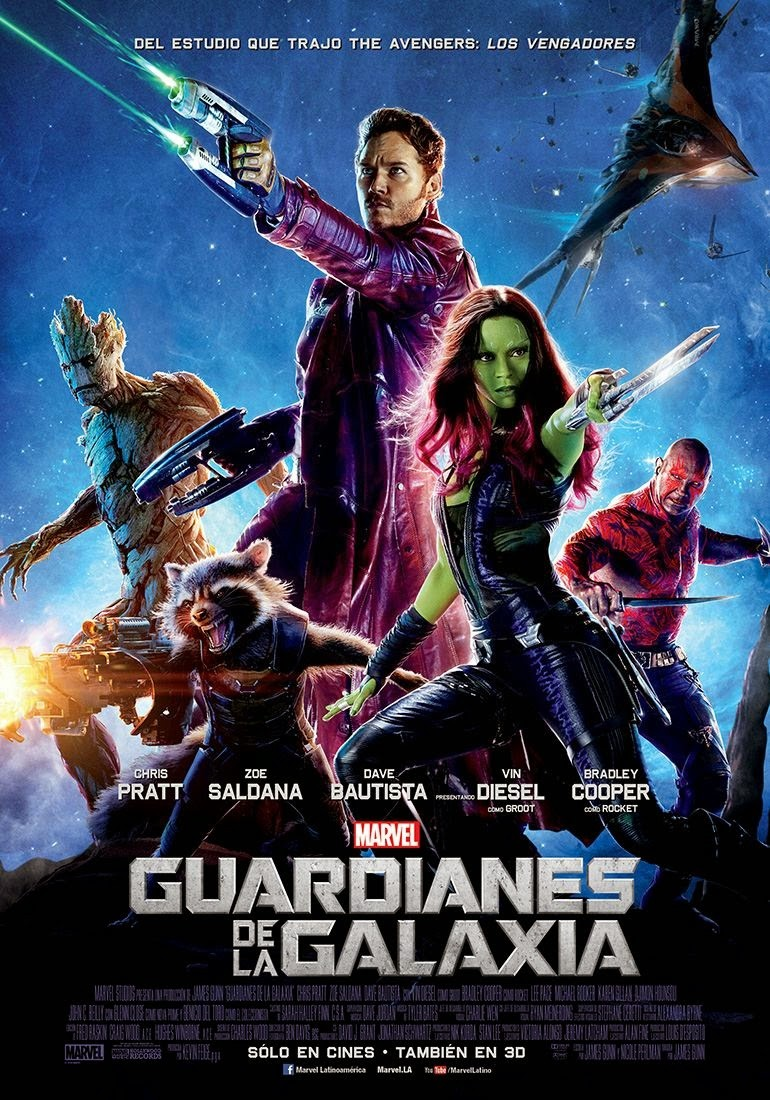 Guardians Of The Galaxy Amazon Prime