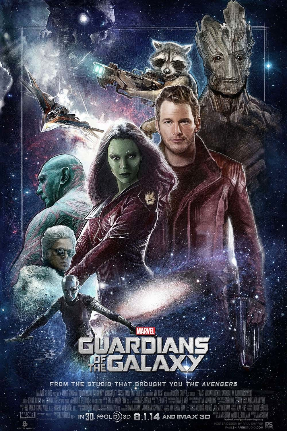guardians of the galaxy hd filme