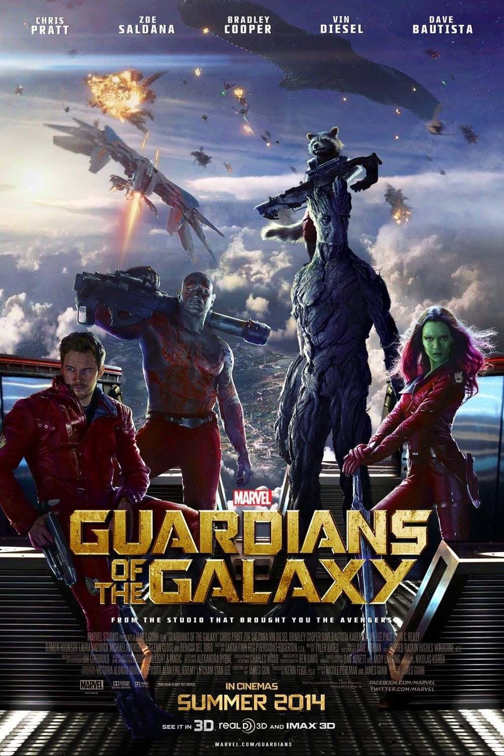 Guardians Of The Galaxy Movie2k