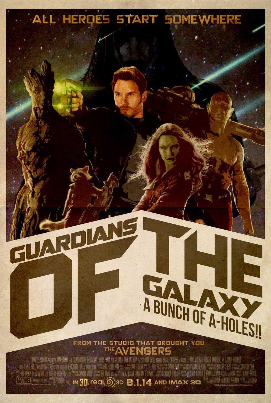 Netflix Guardians Of The Galaxy