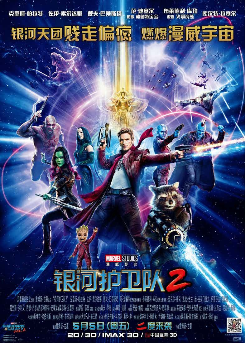 Guardians Of The Galaxy 2 Release Date