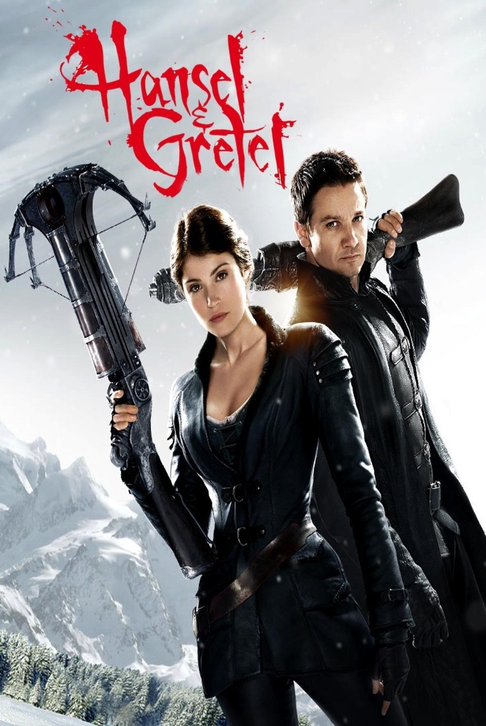 Hansel & Gretel: Witch Hunters [DVD] [2013] - Best Buy