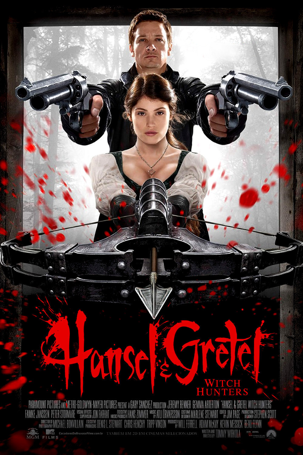 Picture of Hansel & Gretel: Witch Hunters (2013)