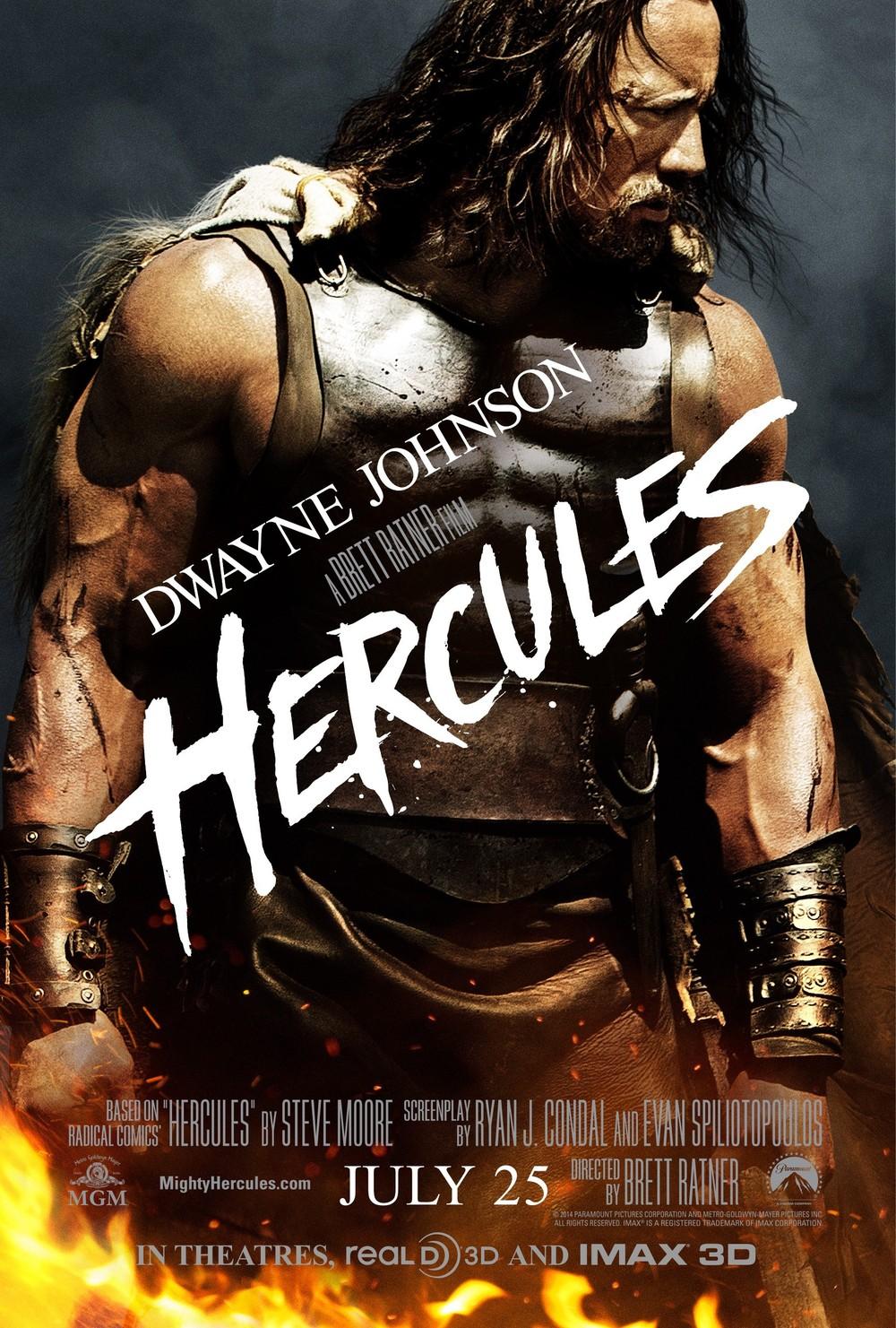 Hercules DVD Release Date | Redbox, Netflix, iTunes, Amazon