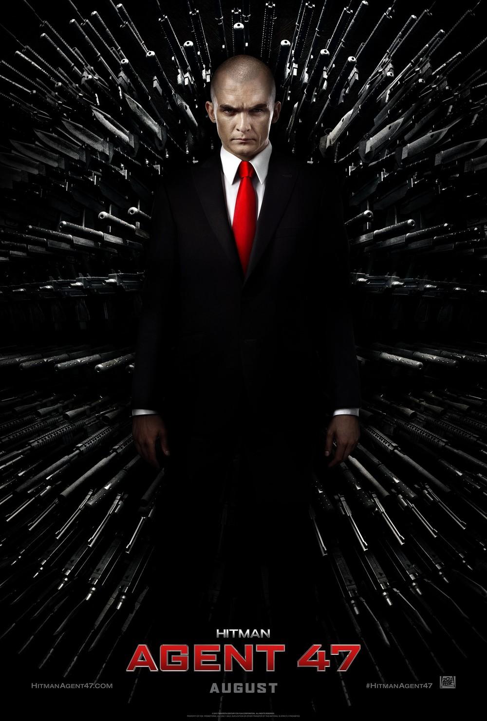 Hitman Agent 47 Dvd Release Date Redbox Netflix Itunes Amazon