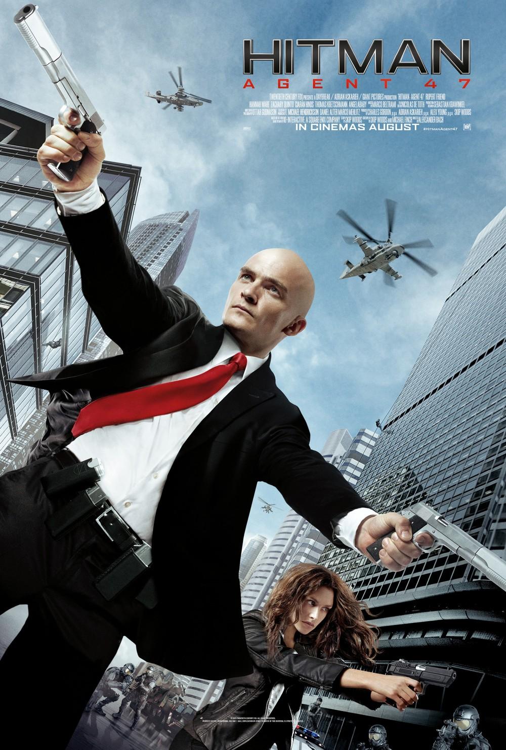 Hitman Agent 47 Movie4k