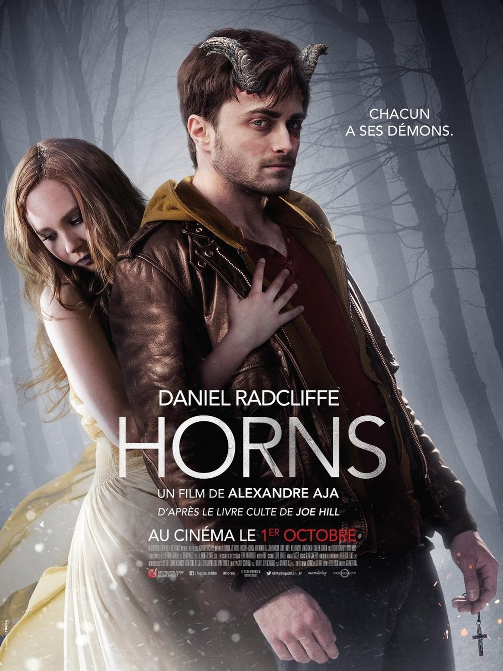 Horns DVD Release Date | Redbox, Netflix, iTunes, Amazon Horns 2013