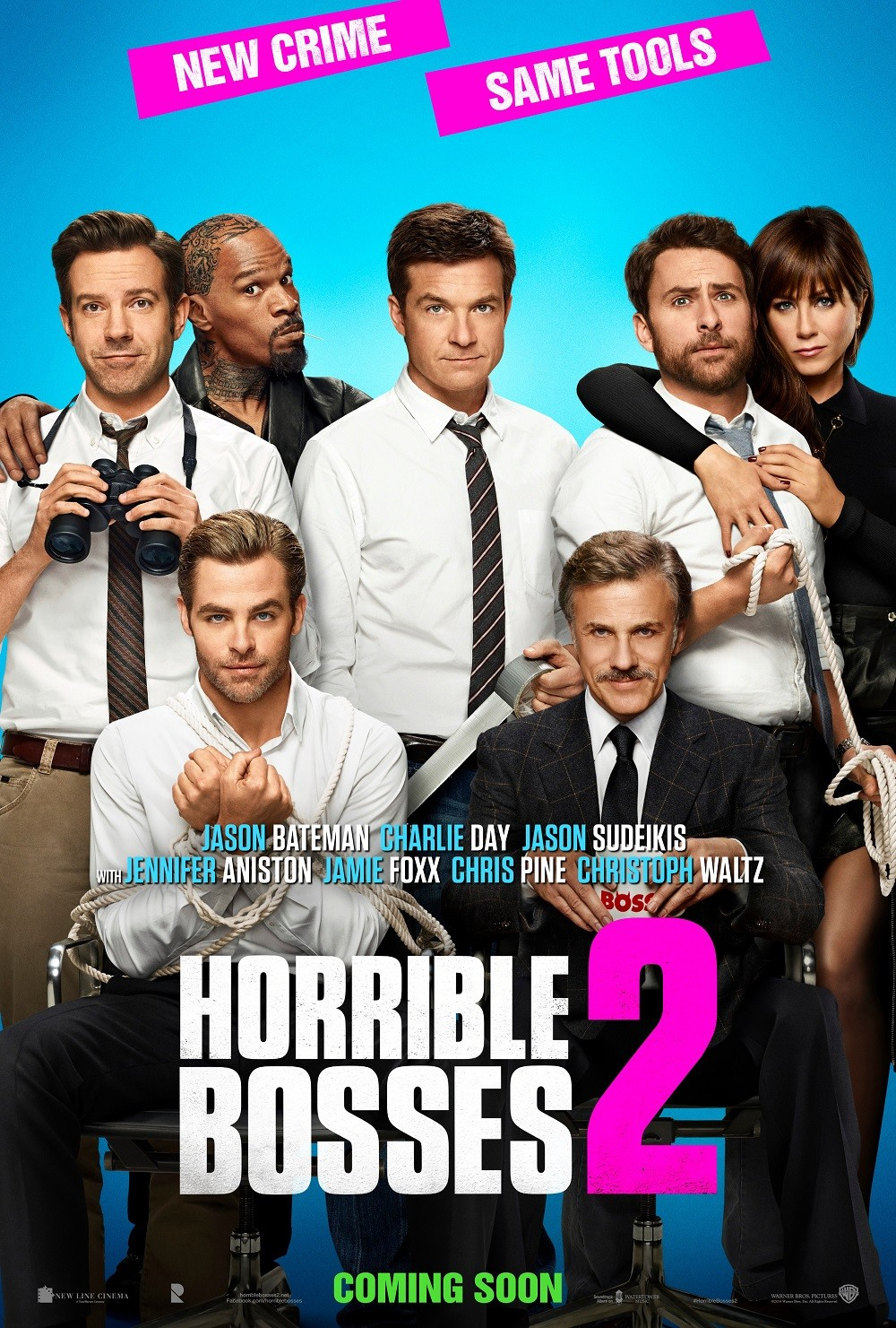 horrible bosses 2 dvd release date redbox netflix itunes amazon. Black Bedroom Furniture Sets. Home Design Ideas