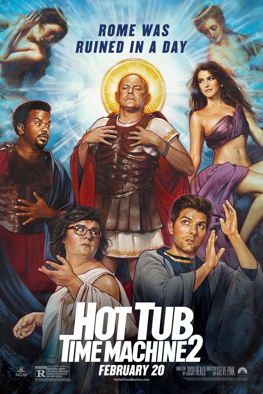 Hot Tube Time Machine