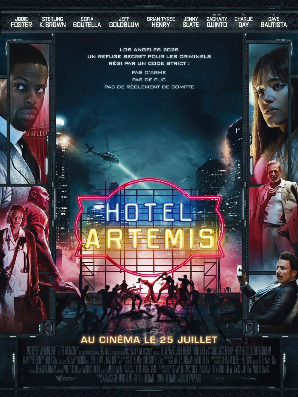 Hotel Artemis 2