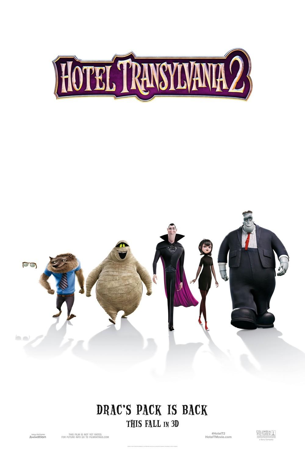 Hotel Transsilvanien 2 Netflix
