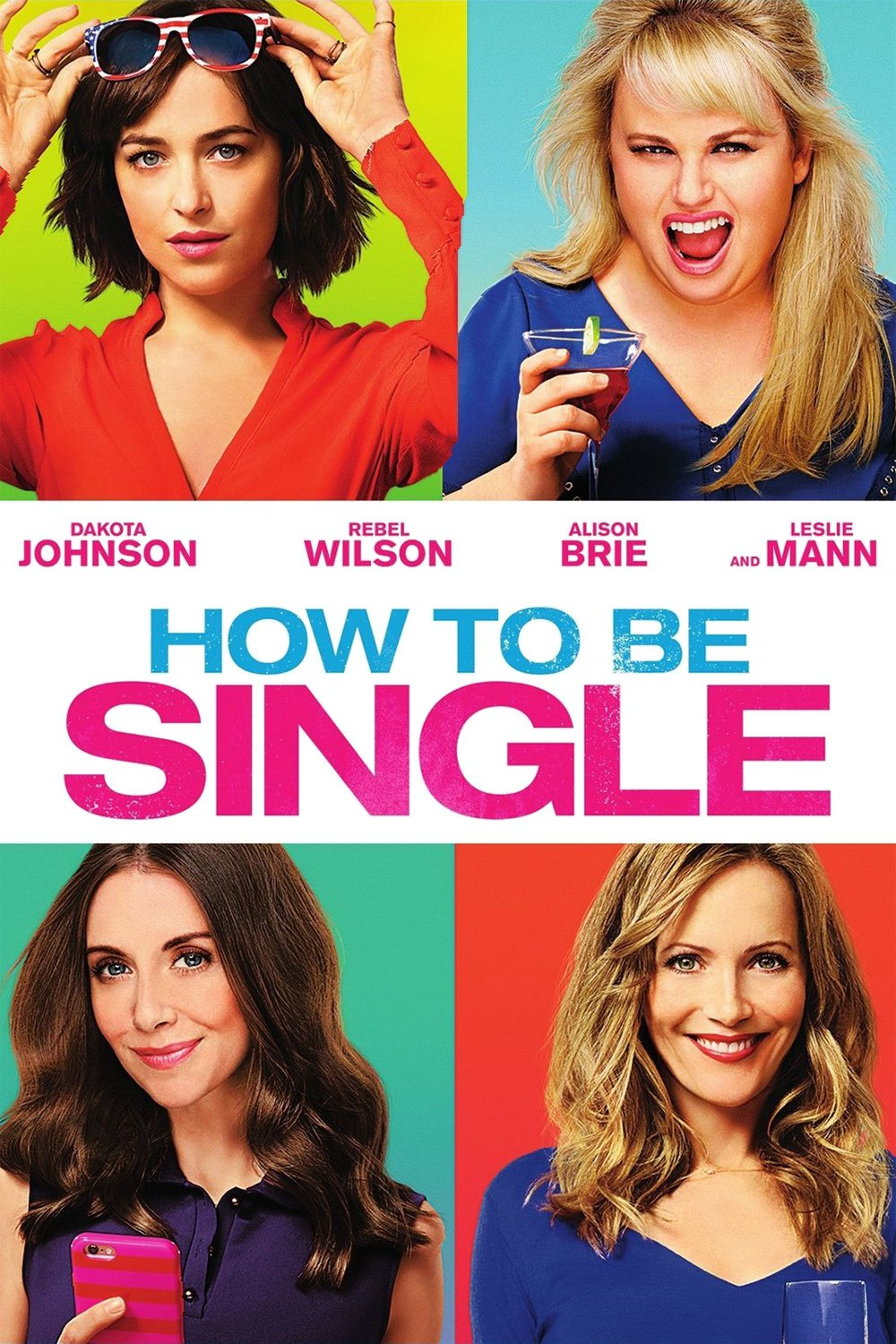 How To Be Single Poster €� €�