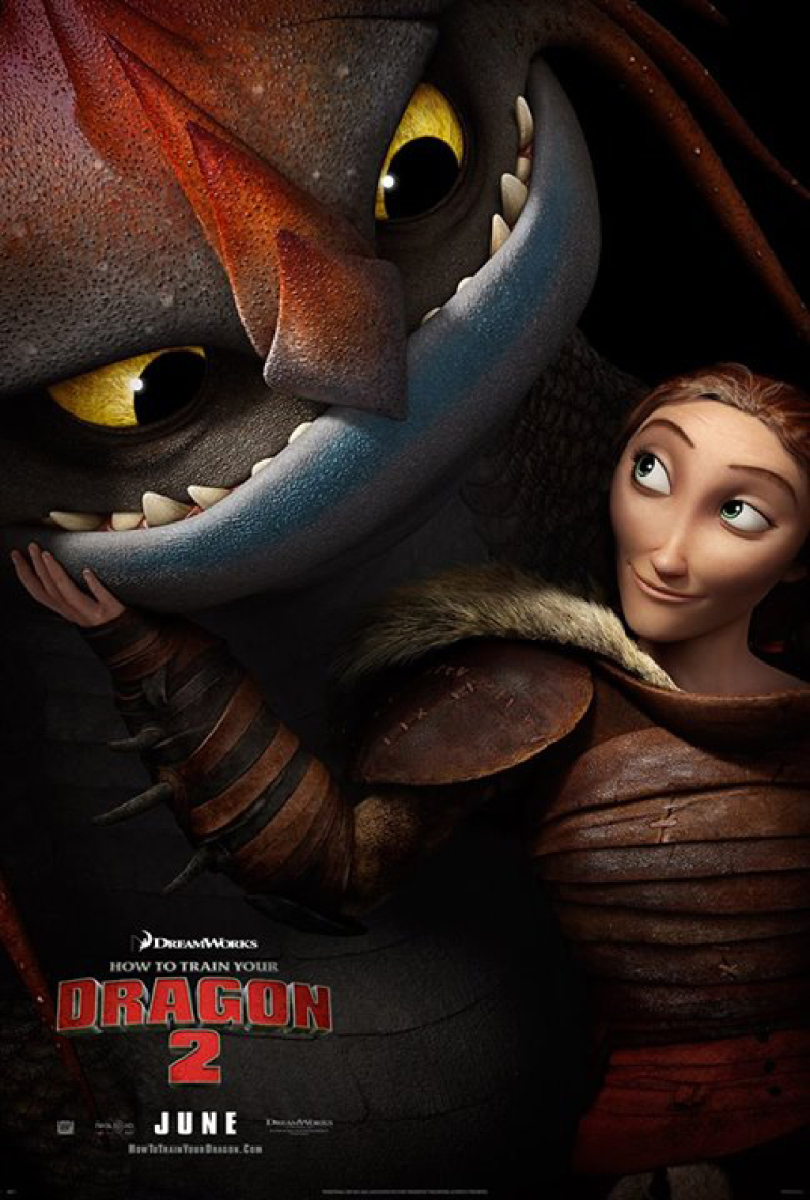 How to Train Your Dragon 2 DVD Release Date | Redbox ...