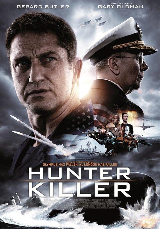 Hunter Killer DVD Release Date | Redbox, Netflix, iTunes, Amazon