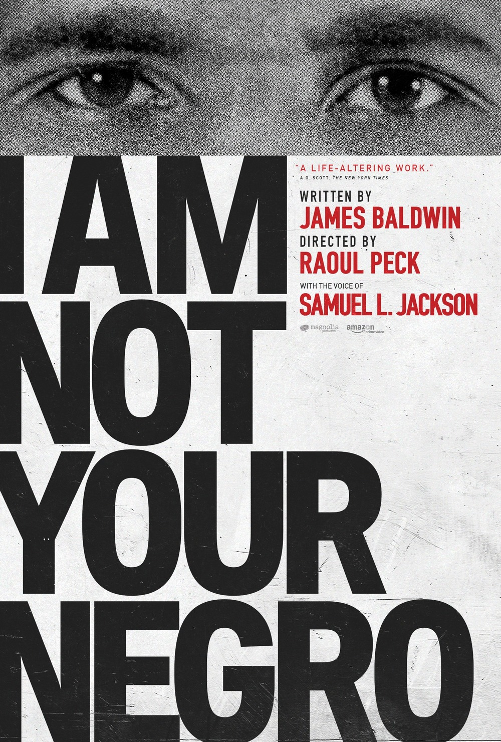 Am I Unproportional What Is Lagging In My Body: I Am Not Your Negro DVD Release Date