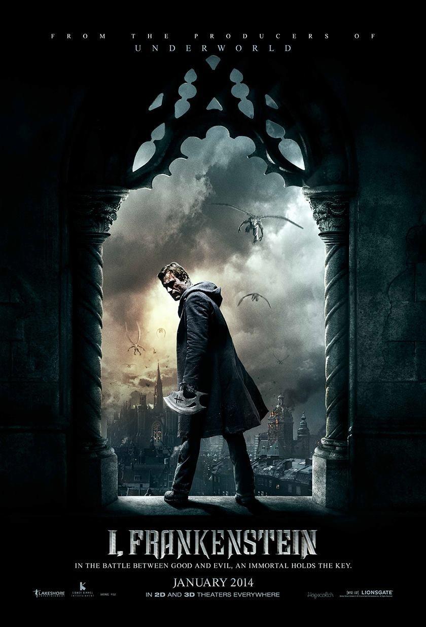 I, Frankenstein DVD Release Date