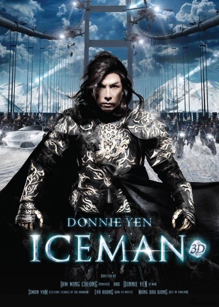 Resultado de imagen para Iceman: The Time Traveler netflix