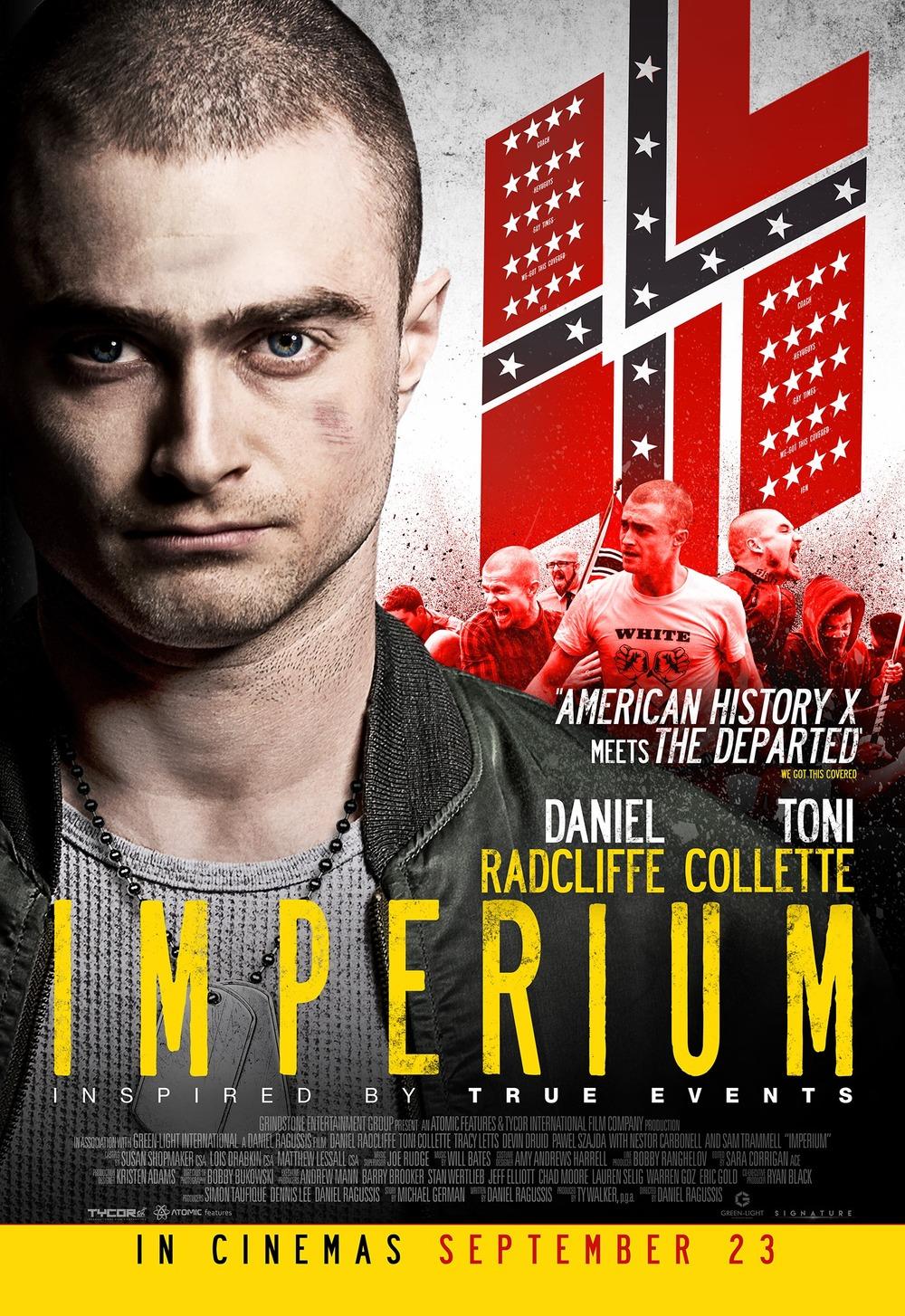 Imperium DVD Release Date | Redbox, Netflix, iTunes, Amazon