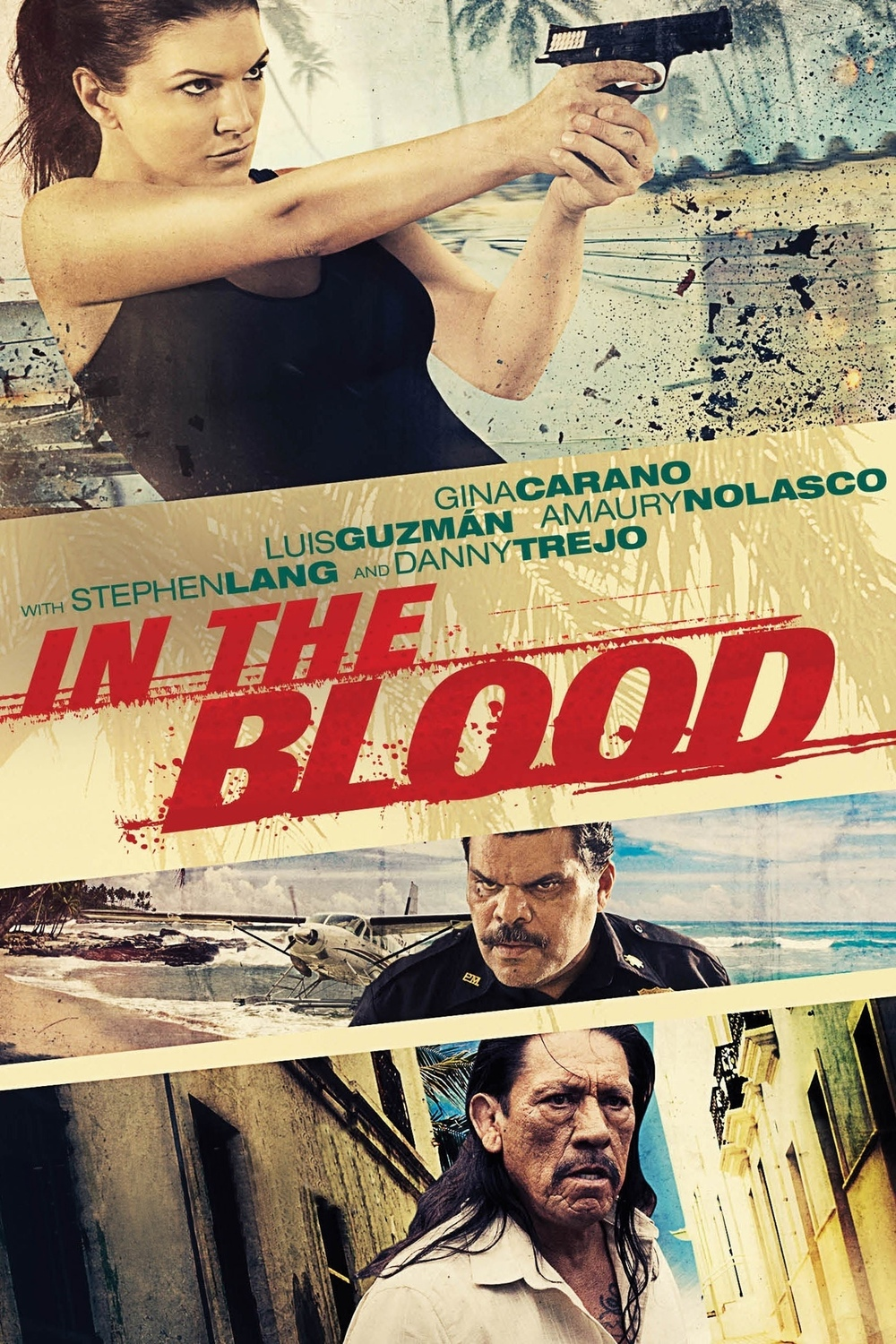 in the blood film