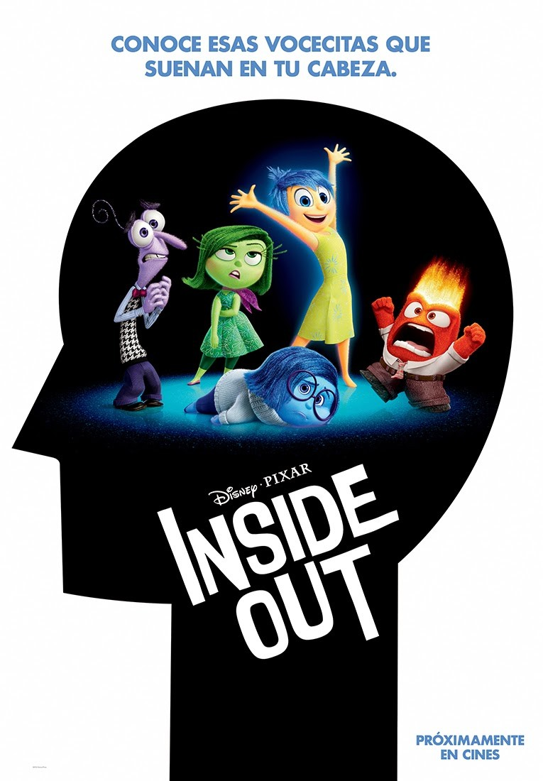 Inside Out' Blu-ray and Digital HD Official Release Dates (Video ...