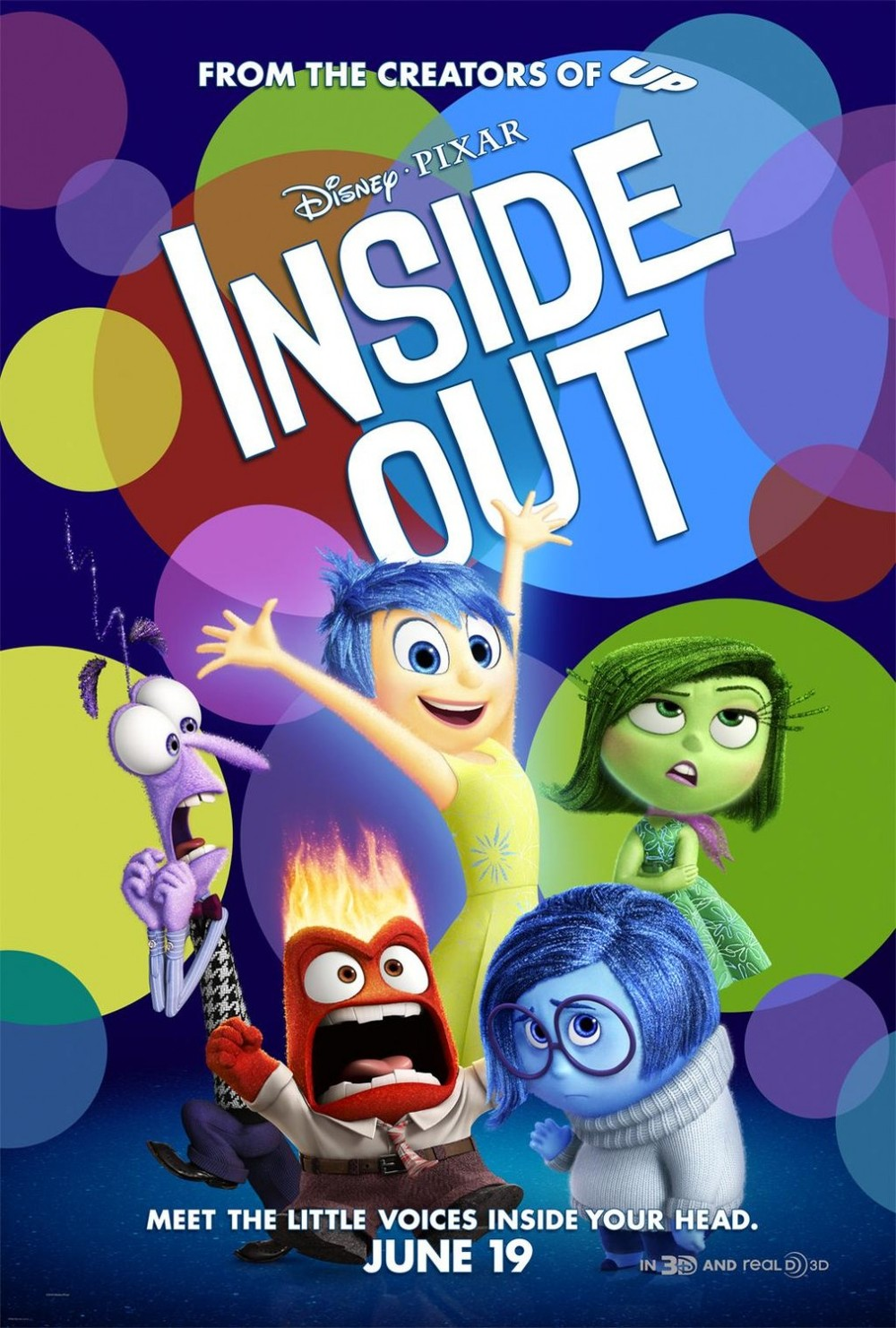Inside out release date in Perth