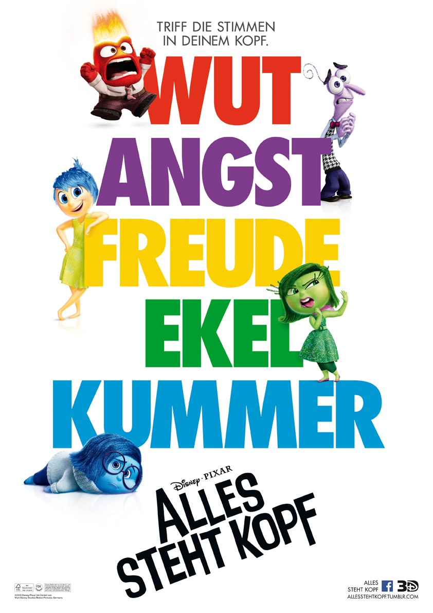 Inside out release date in Australia