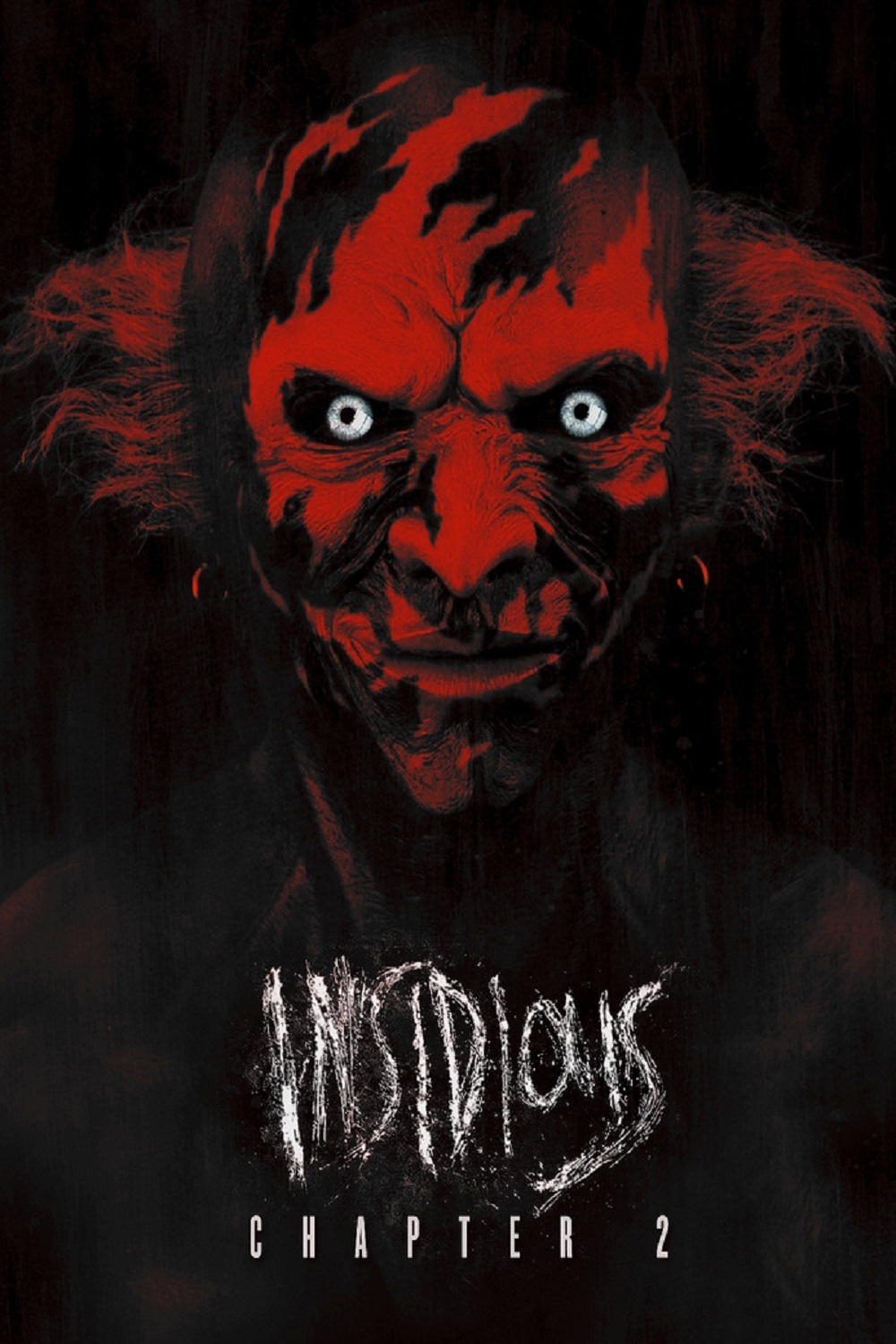 Insidious  Chapter 2 PosterInsidious Demon Drawing