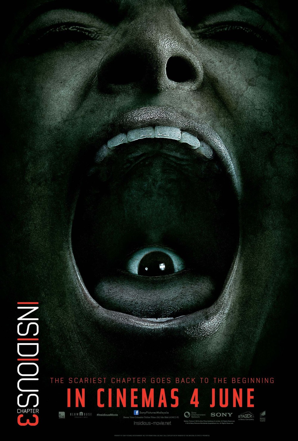 insidious chapter 3 release date Insidious Chapter 3 & Tarsems ...