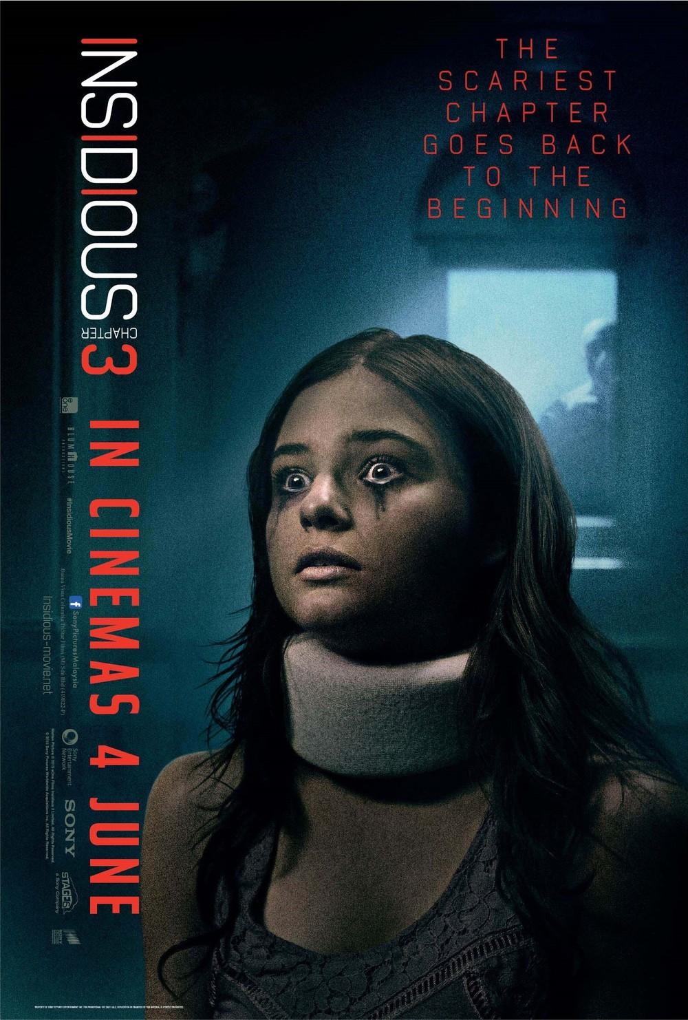 Insidious: Chapter 3 DVD Release Date | Redbox, Netflix ...