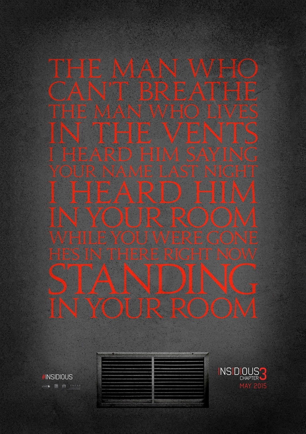 Insidious 3 release date in Melbourne