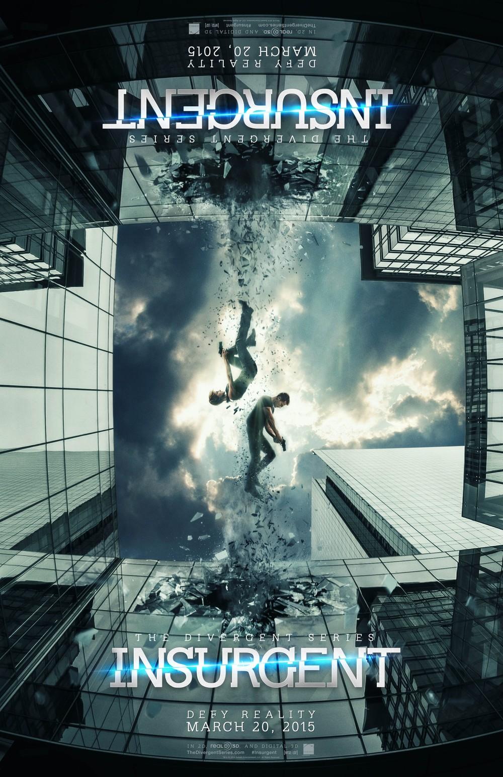 Insurgent movie release date in Perth