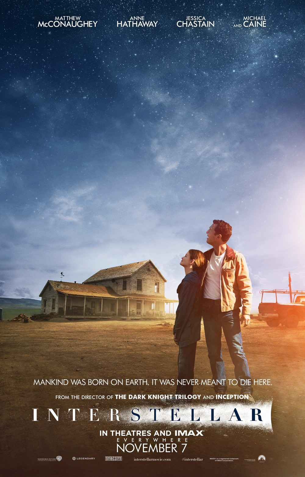 Interstellar release date