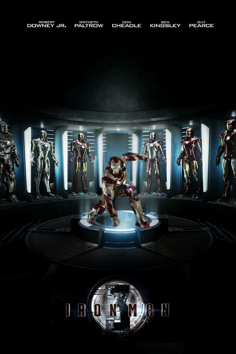 N4nation: 'Iron Man 3' Gets Release Date, Disney to Distribute It
