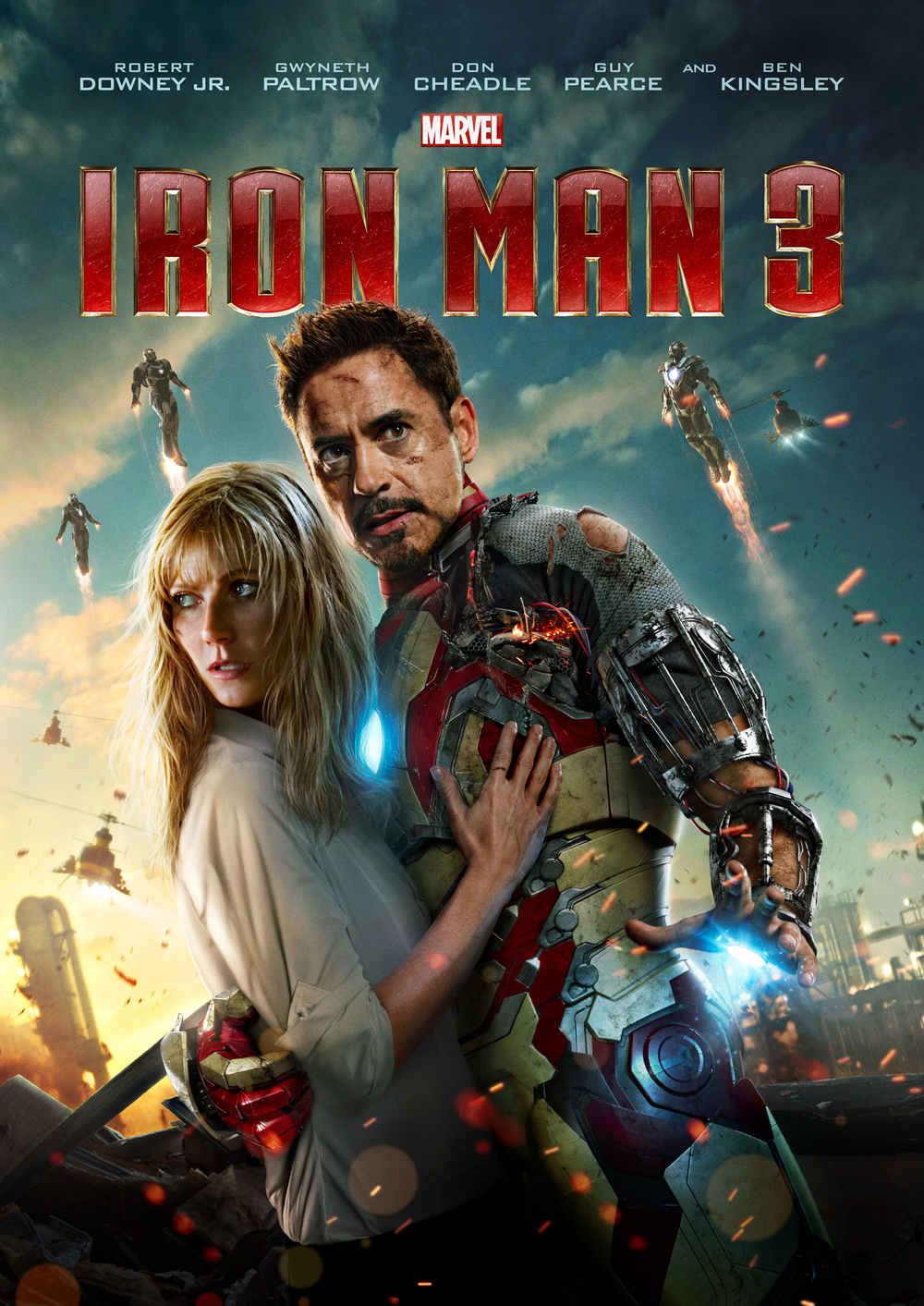 iron man 3 dvd release date redbox netflix itunes amazon
