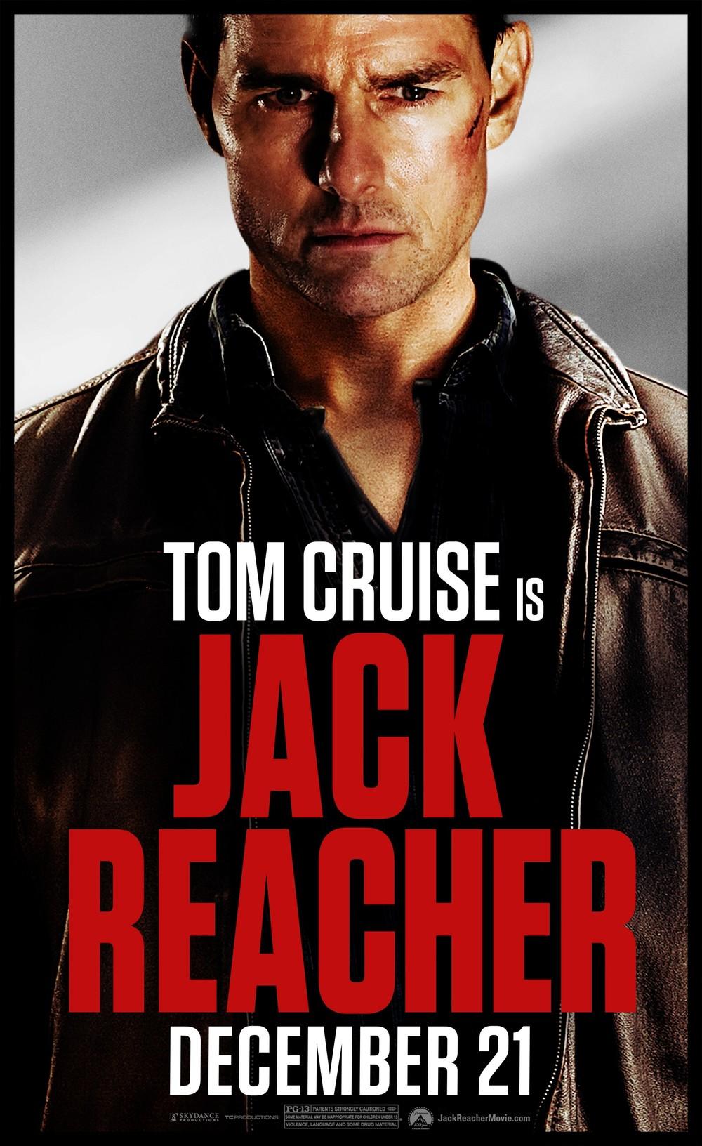 Jack Reacher 3 Kinostart