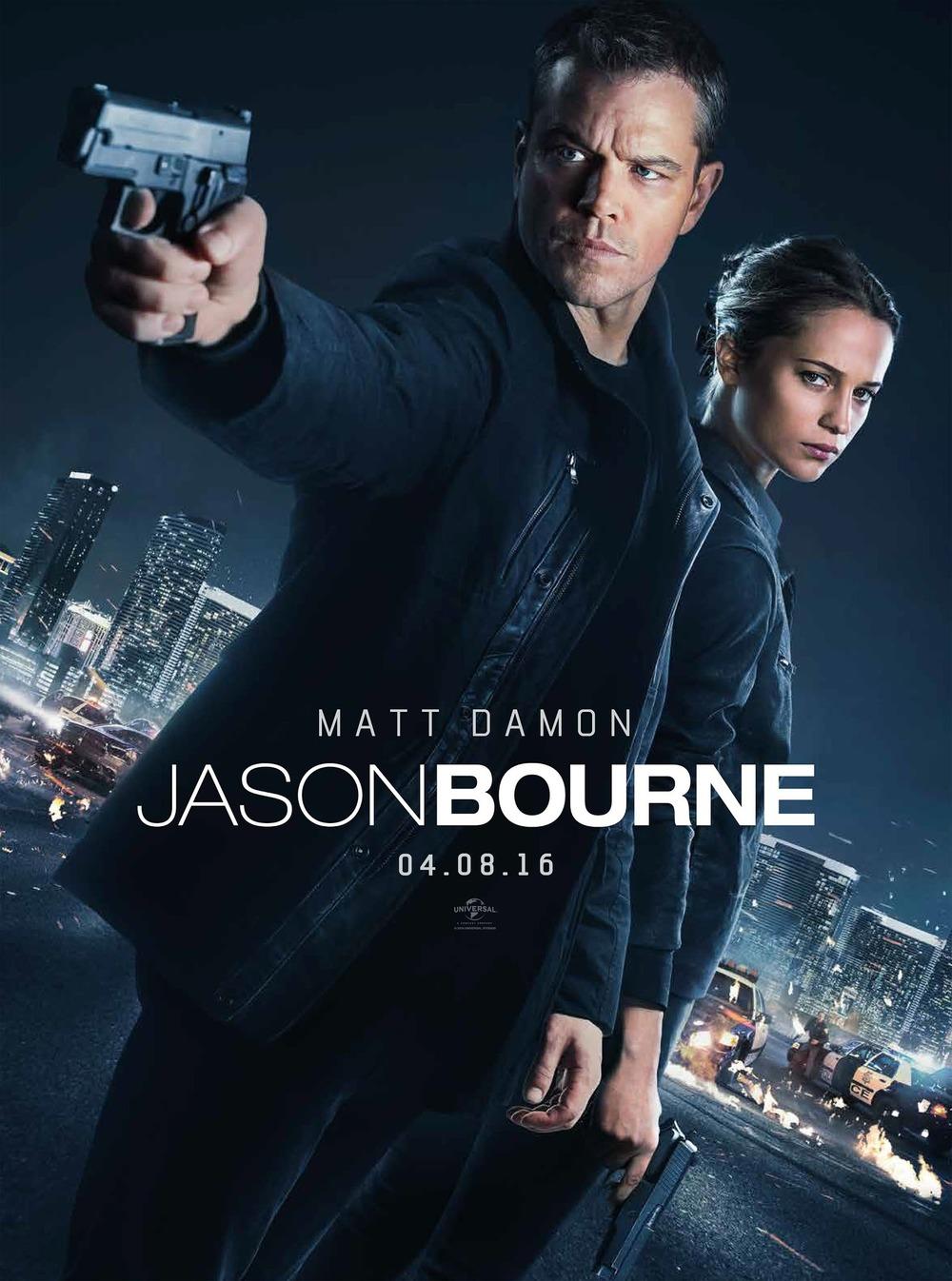 Jason Bourne 6